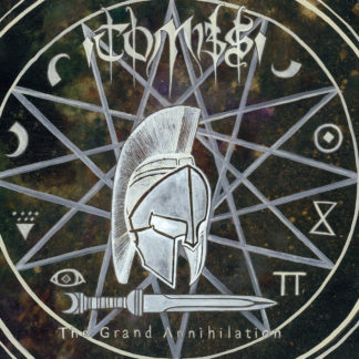 TOMBS The Grand Annihilation - Vinyl LP (ivory grey marble)