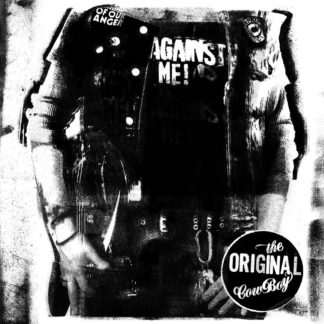 AGAINST ME ! The Original Cowboy - Vinyl LP (black)