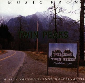 ANGELO BADALAMENTI Music From Twin Peaks - Vinyl LP (black)