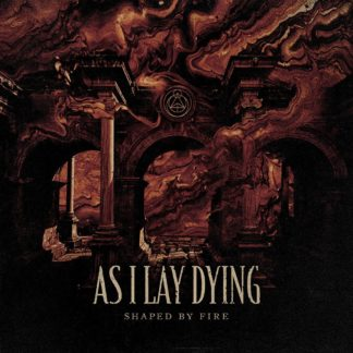 AS I LAY DYING Shaped By Fire - Vinyl LP (black)