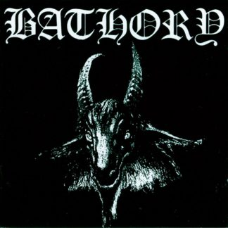 BATHORY S/t - Vinyl LP (black)