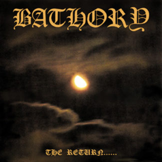 BATHORY The Return - Vinyl LP (black)