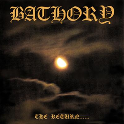 BATHORY The Return - Vinyl LP (black)