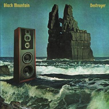 BLACK MOUNTAIN Destroyer - Vinyl LP (white)