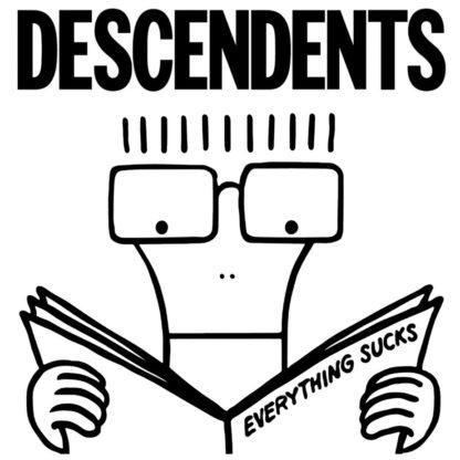DESCENDENTS Everything Sucks - Vinyl LP (black)