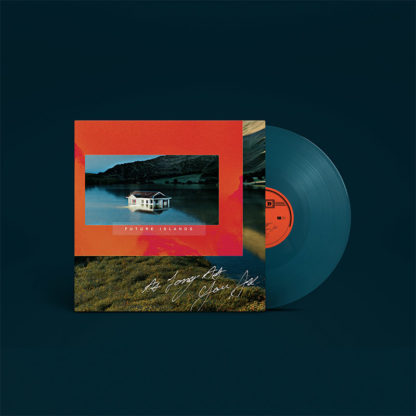 FUTURE ISLANDS As Long As You Are - Vinyl LP (petrol blue)