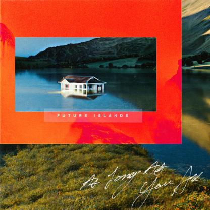 FUTURE ISLANDS As Long As You Are - Vinyl LP (petrol blue | black)