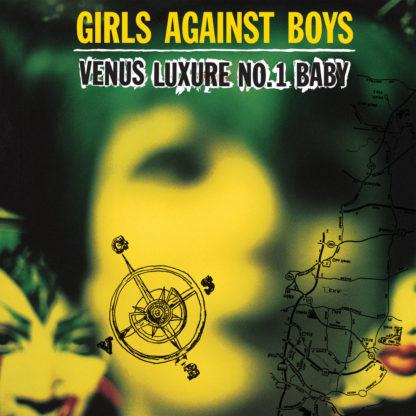 GIRLS AGAINST BOYS Venus Luxure No. 1 Baby - Vinyl LP (black)