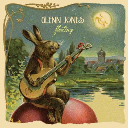 GLENN JONES Fleeting - Vinyl LP (black)