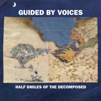 GUIDED BY VOICES Half Smiles Of The Decomposed - Vinyl LP (red)