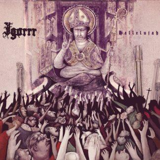 IGORRR Hallelujah - Vinyl 2xLP (black)