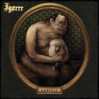 IGORRR Nostril - Vinyl 2xLP (black)