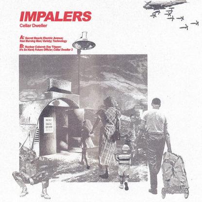 IMPALERS Cellar Dweller - Vinyl LP (black)