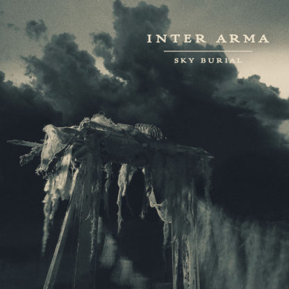 INTER ARMA Sky Burial - Vinyl 2xLP (black)