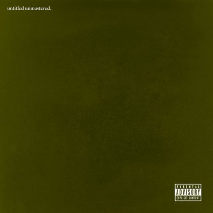 KENDRICK LAMAR Untitled Unmastered. - Vinyl LP (black)
