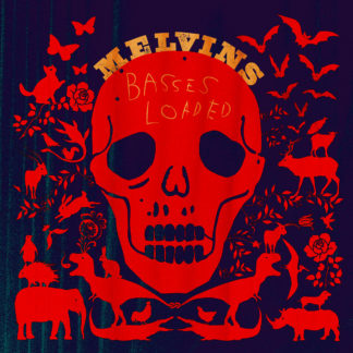MELVINS Basses Loaded - Vinyl LP (black)