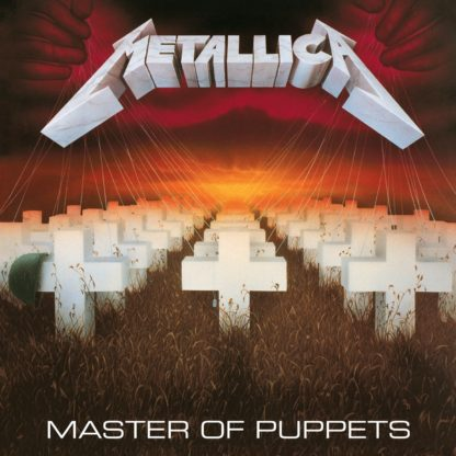 METALLICA Master Of Puppets - Vinyl LP (black)