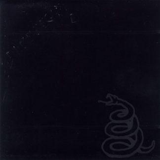 METALLICA Metallica - Vinyl 2xLP (black)