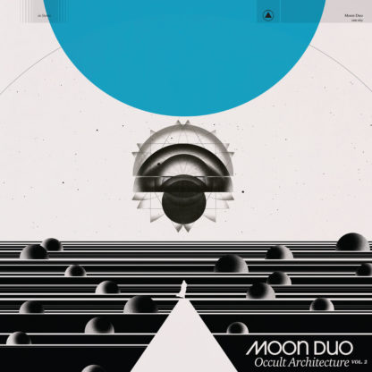 MOON DUO Occult Architecture Vol. 2 - Vinyl LP (black)