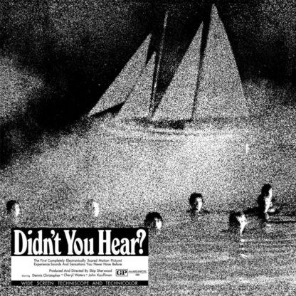 MORT GARSON Didn't You Hear ? - Vinyl LP (silver)