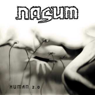 NASUM Human 2.0 - Vinyl LP (black)