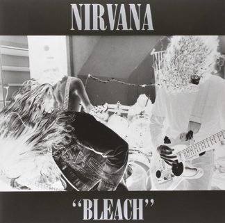 NIRVANA Bleach - Vinyl LP (black)