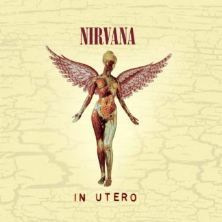 NIRVANA In Utero - Vinyl LP (black)
