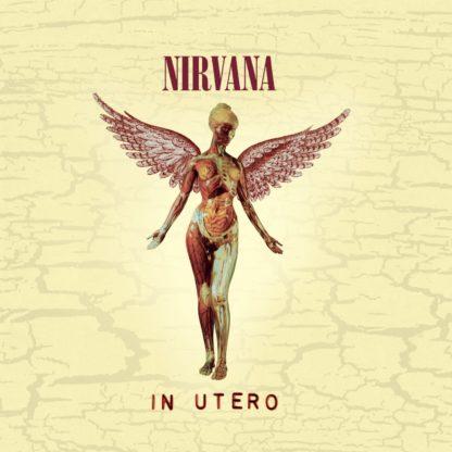 NIRVANA In Utero - Vinyl LP (black)