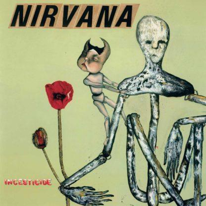 NIRVANA Incesticide - Vinyl 2xLP (black)