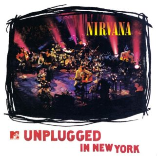NIRVANA Mtv Unplugged In New York - Vinyl LP (black)