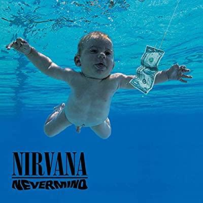 NIRVANA Nevermind - Vinyl LP (black)