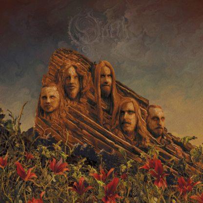 OPETH Garden Of The Titans Live - Vinyl 2xLP (transparent red)