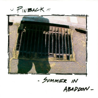 PINBACK Summer In Abaddon - Vinyl LP (black)