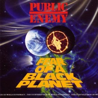PUBLIC ENEMY Fear Of A Black Planet - Vinyl LP (black)