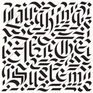 TOTAL CONTROL Laughing At The system - Vinyl LP (black)
