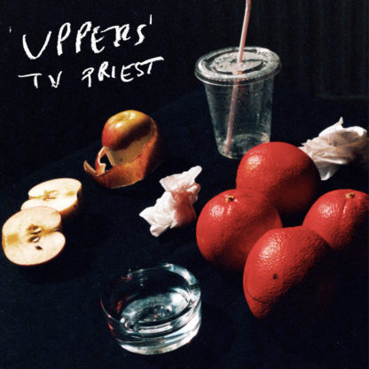 TV PRIEST Uppers - Vinyl LP (loser edition grey marble | black)