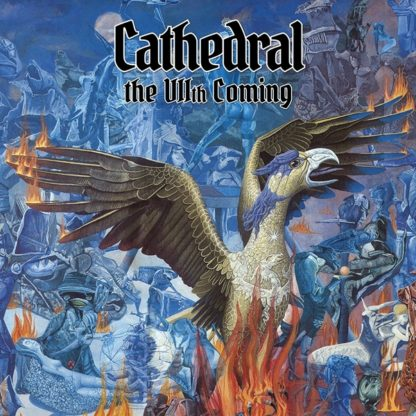 CATHEDRAL The VIIth - Vinyl 2xLP (black)