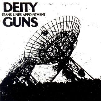 DEITY GUNS Trans Lines Appointment - Vinyl LP (black)