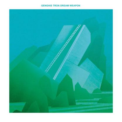 GENGHIS TRON Dream Weapon - Vinyl LP (cyan blue)