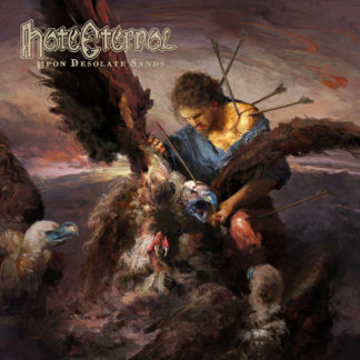 HATE ETERNAL Upon Desolate Sands - Vinyl LP (clear)