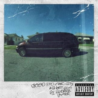 KENDRICK LAMAR Good Kid, M.A.A.d City - Vinyl 2xLP (black)