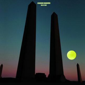 LEBANON HANOVER Sci-Fi Sky - Vinyl 2xLP (purple white splatter | green white splatter)