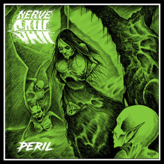 NERVE SAW Peril - Vinyl LP (black)