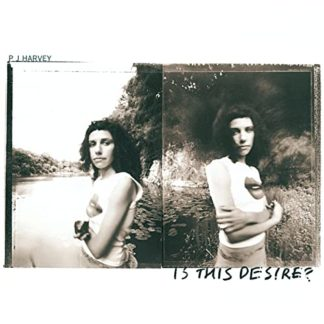 PJ HARVEY Is This Desire ? - Vinyl LP (black)