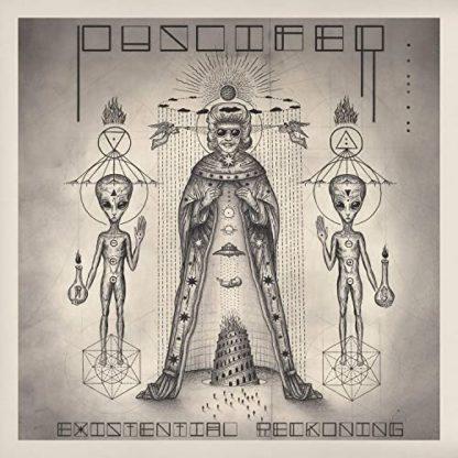 PUSCIFER Existential Reckoning - Vinyl 2xLP (black)