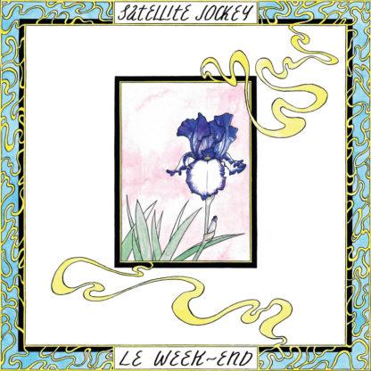 SATELLITE JOCKEY Le Week-End - Vinyl LP (black)