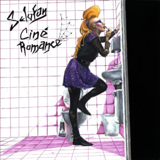SELOFAN Cine Romance - Vinyl LP (black)
