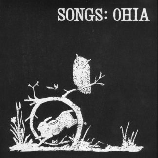 SONGS: OHIA S/t - Vinyl LP (black)