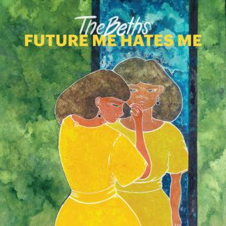 THE BETHS Future Hates Me - Vinyl LP (transparent magenta)