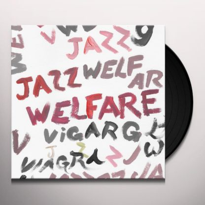 VIAGRA BOYS Welfare Jazz - Vinyl LP (black)